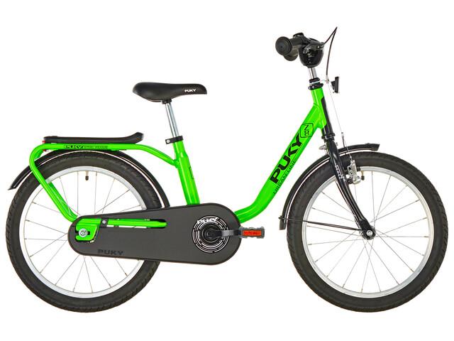 """Vélo Puky Z 8 - Pour enfants - 18"""" - Kiwi/Noir"""